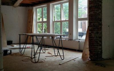 Verbouw Grand Caffè Markanti