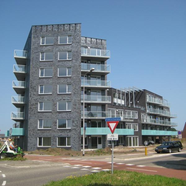 Nieuwbouw appartementencomplex Raalte