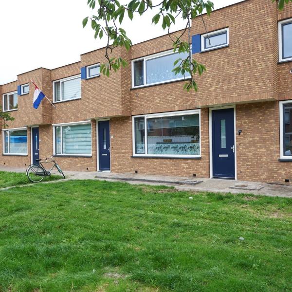 Renovatie 99 woningen Wageningen