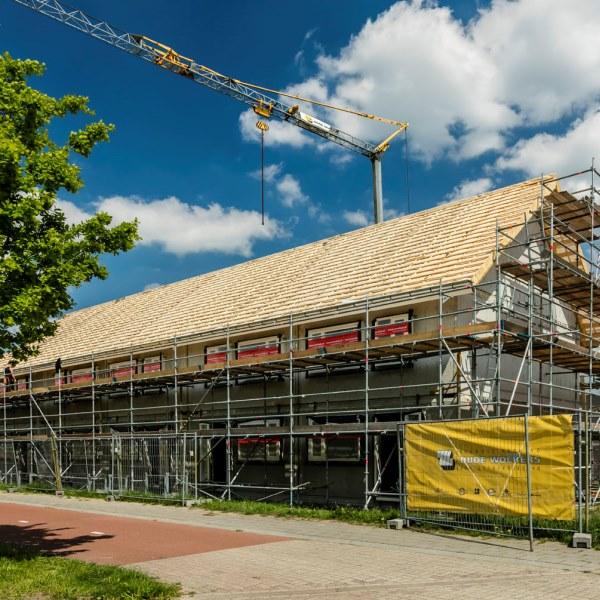 Nieuwbouw 10 rijwoningen Raalte