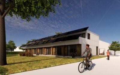 Wij bouwen 7 circulaire woningen voor De Woonplaats