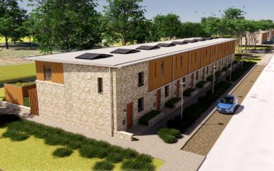 Zeer duurzame woningen in Hengelo voor Welbions