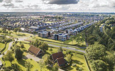 Start verkoop: 38 luxe appartementen in Borne